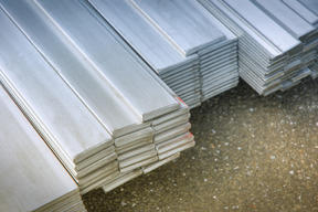 Stainless Steel & Aluminum Delivery